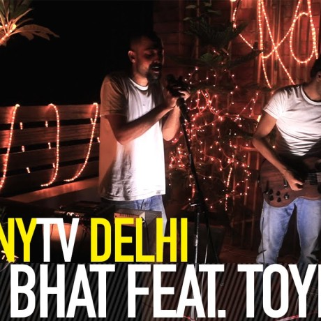 Donn Bhat feat. Toymob – Stars Align